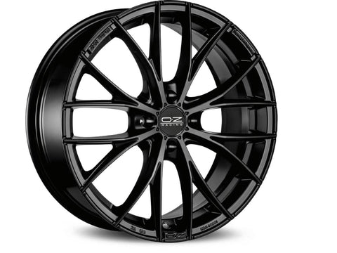BBR MX-5 ND OZ Italia 4h Matt Black Alloy