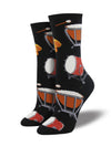 Women's Percussion Socks
