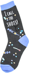 Women's I Call the Shots Socks
