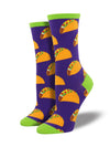 Women's Taco Socks
