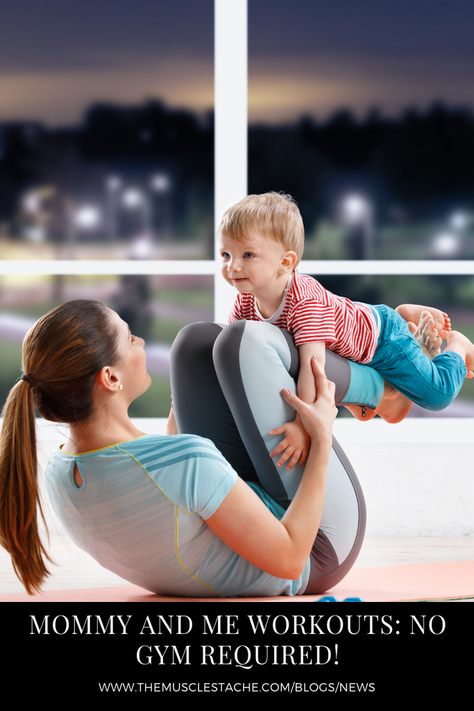 Mommy and Me Workouts: No Gym Required!