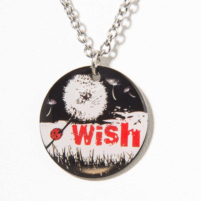 Wish Necklace - Cheeryos Jewelry