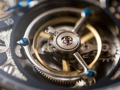 Pre-Order The ERA Prometheus - The World's First Accessible Millionaire Tourbillon [Batch 8]