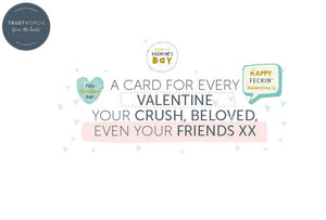 Whether you love or hate Valentine's Day, you have to send a card