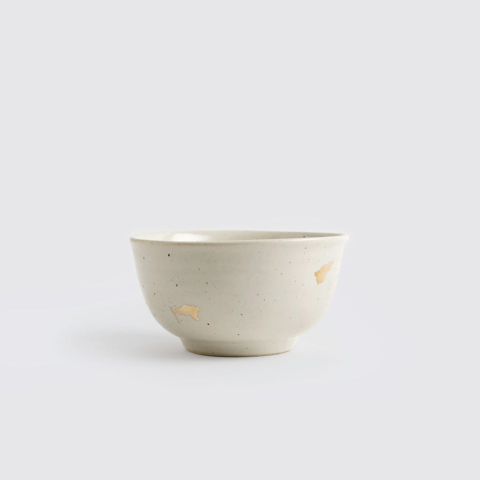 The Ganga Small Bowl <span><br> Beige </span>