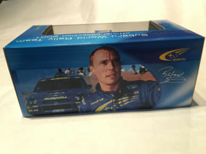 Autographed Prodrive Limited Edition 2001 Subaru WRC Portugal Rally 1:43 Scale