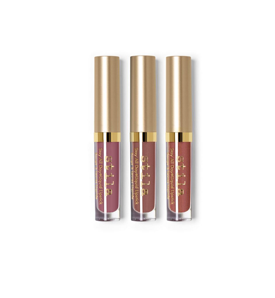 My Bare Lady - Stay All Day Liquid Lipstick Set