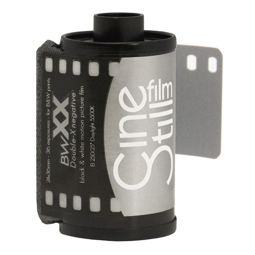 Cinestill BWxx 250 35mm Film (36exp)-Film Bros