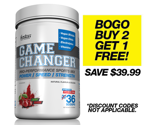GAME CHANGER – PRO-PERFORMANCE SPORTS MIX - BOGO