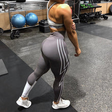 Load image into Gallery viewer, Lightning Line Athletic Yoga Pants | BigGymStore.com - biggymstore
