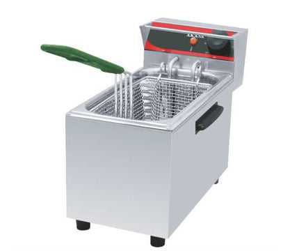Countertop Electric Fryer (Single\Dual Tank) - Everything Restaurant