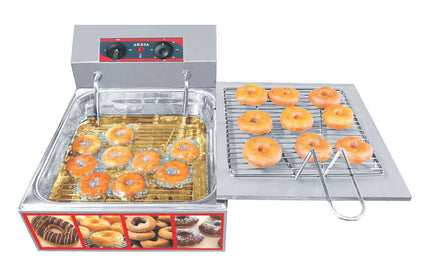 Countertop Funnel Cake / Donut Fryer - Everything Restaurant