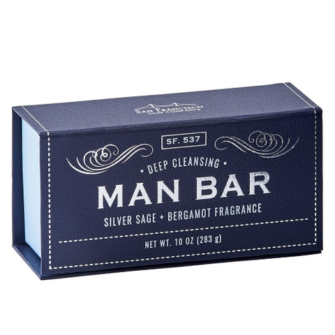 Silver Sage Man Bar Soap