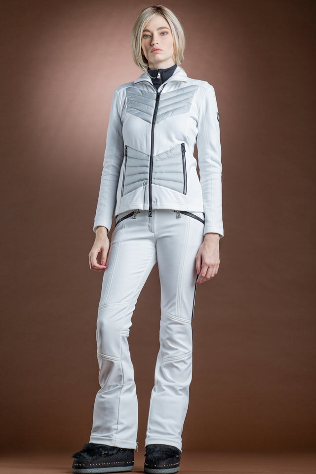 Aira Stretch Fleece Mid-Layer Jacket
