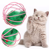 Mouse in Ball Cat Toy