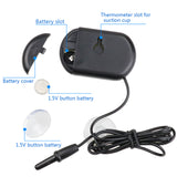 Waterproof Aquarium Electronic Temperature Meter