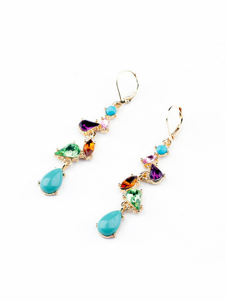 Fresh Water Drop Earrings
