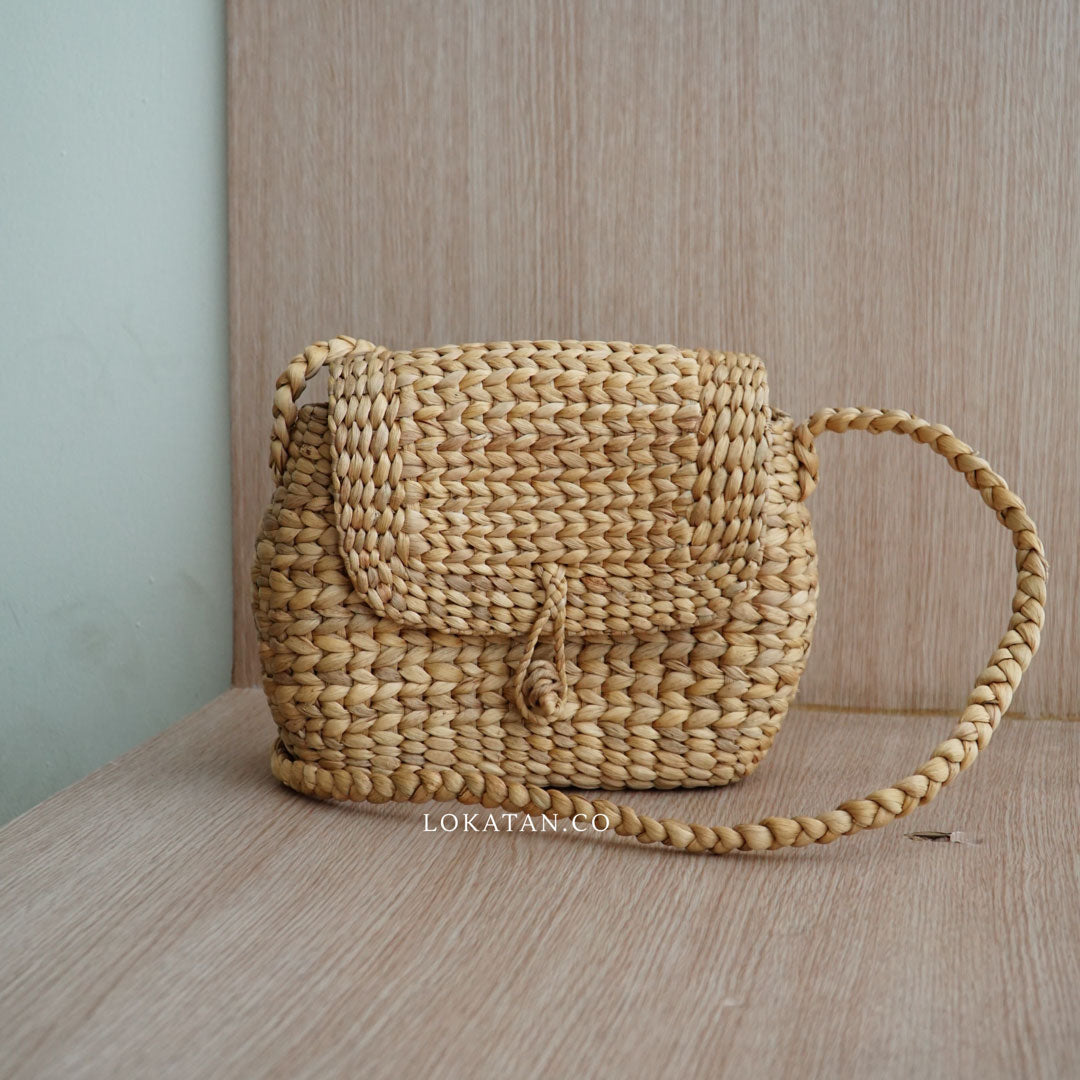 Possy Weaving Seagrass Bag Bali