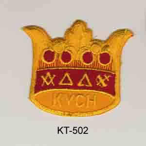 Patch - Knights of the York Cross of Honor