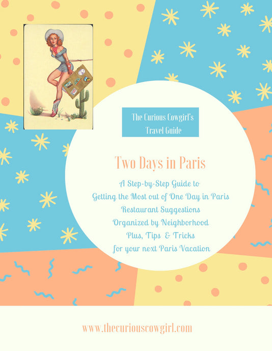 Two Days in Paris Guide
