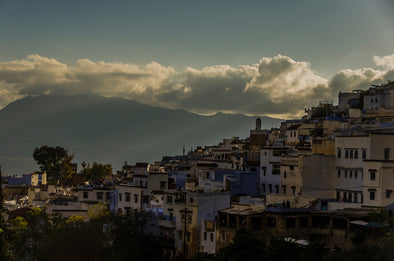 Evenings of Chefchaouen