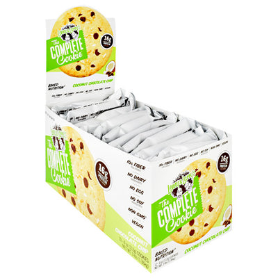 Lenny & Larrys The Complete Cookie - Coconut Chocolate Chip - 12 ea - 787692833634
