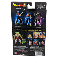 Dragon Ball Stars Series 8 back of box
