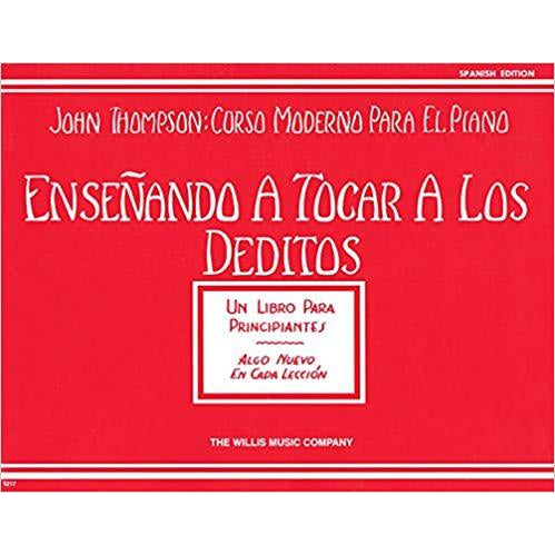 Ensenando A Tocar A Los Deditos Teaching Little Fingers To Play - John Thompson