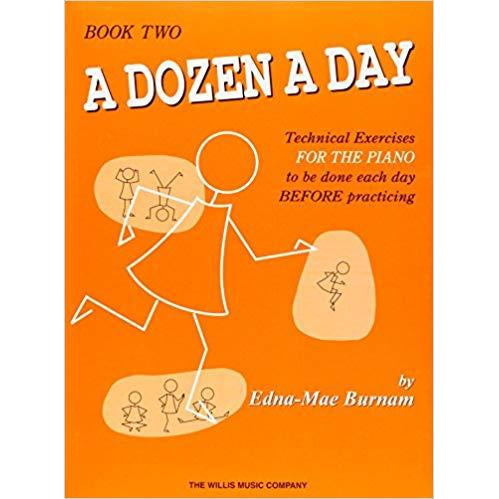 A Dozen a Day Book 2 By Burnam