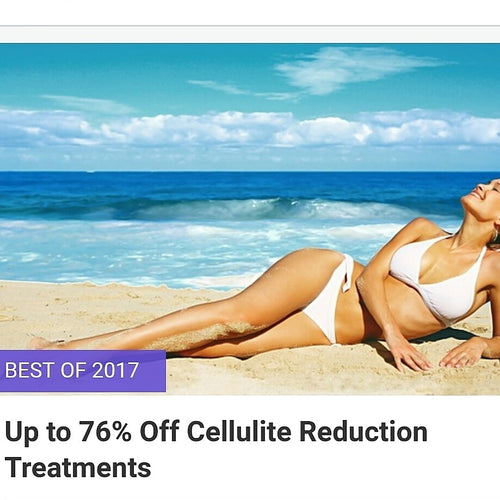 60 min Cellulite Reduction with Microcurrent and full body vibration