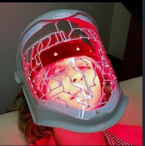 40 min LED Red light therapy face mask