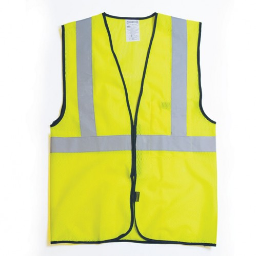 Occunomix ECO-GC High Visibility Value Mesh Standard Class 2 Safety Vest