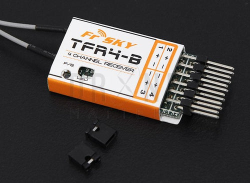 FrSky TFR4B FAAST Compatible 2.4Ghz 4CH Surface/Air Receiver