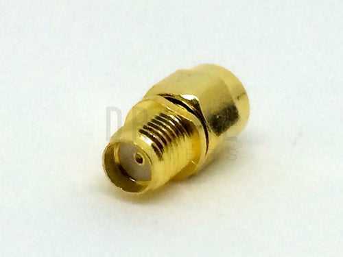 RP-SMA Male to SMA Female Connector