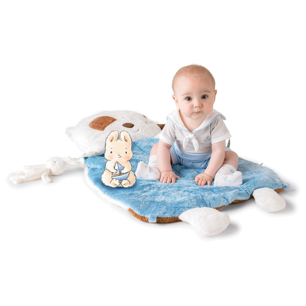 Image of Skipit Pup Pillow Play Mat 3-in-1-Play Mat-Bunnies By the Bay-bbtbay