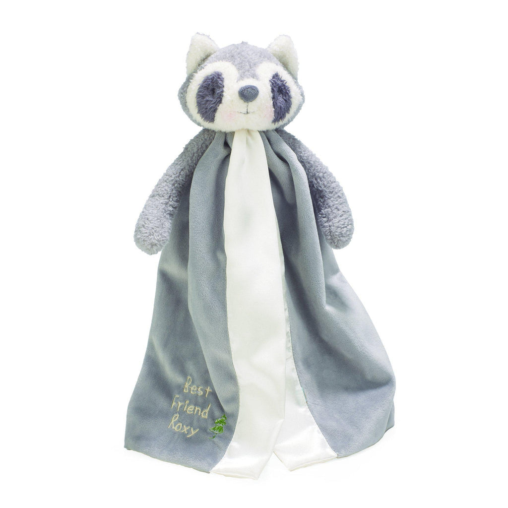 Image of Roxy the Raccoon Buddy Blanket-Buddy Blanket-Bunnies By The Bay-bbtbay