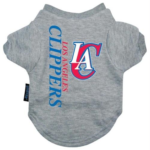 Los Angeles Clippers Pet T-Shirt - staygoldendoodle.com