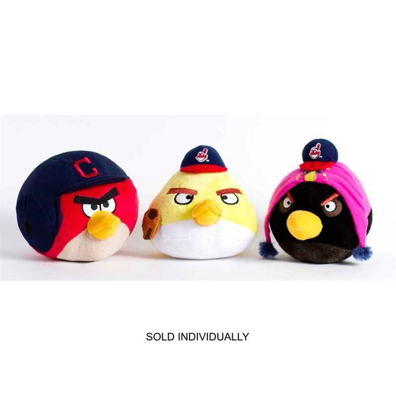 Cleveland Indians Angry Birds - staygoldendoodle.com