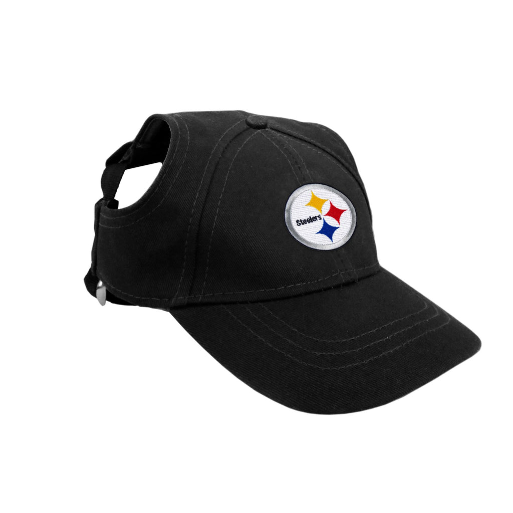 Pittsburgh Steelers Pet Baseball Hat - staygoldendoodle.com