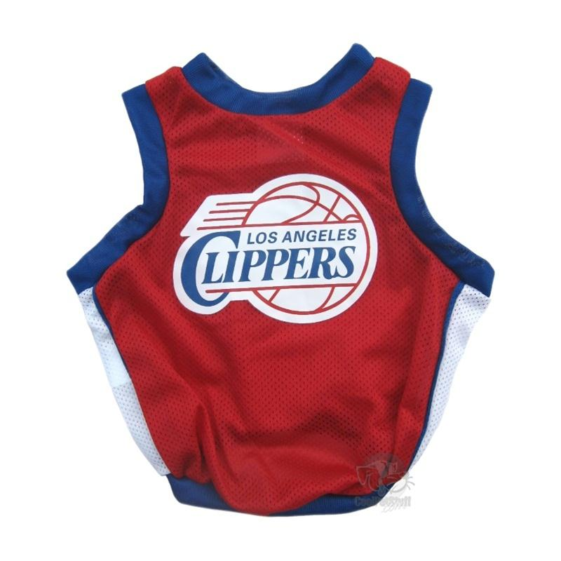 Los Angeles Clippers Alternate Style Pet Jersey - staygoldendoodle.com