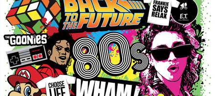 Event: 80's & 90's TRIVIA NIGHT - Sat 3rd August