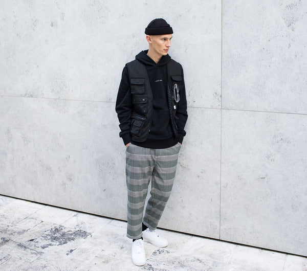 Kobe Pant - Louie Check