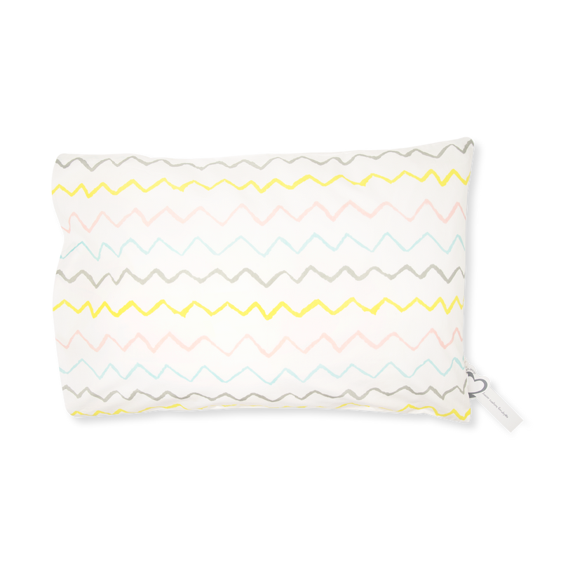 Junior Cushion (Kid's pillow) – Crayon Pink