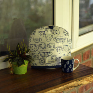 Tea Cosy-Cup & Saucer-Cream