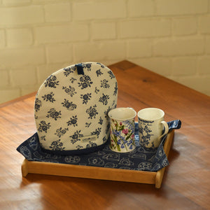 Tea Cosy-English Rose-Cream