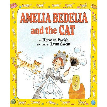 Amelia Bedelia: Amelia Bedelia And The Cat - 9780060843496 - Harper Collins - Menucha Classroom Solutions
