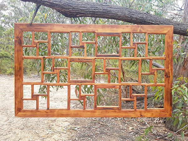 Our Largest Recyled Timber Multi Photo Frame