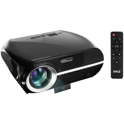 Pyle(R) PRJLE67 1080p Full HD Home Theater Digital Projector