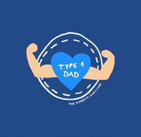 Type one Dad Diabetes Awareness