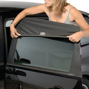 Outlookbaby Autoshade - Car window sunshade - screen up to 90% of harmful UV rays